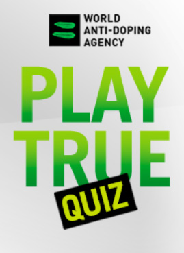 clean sport play true quizz